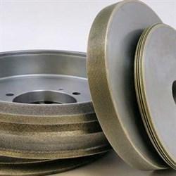 Круг алмазный Чашечный для прямых и углошлифовальных машин сегментый Турбо 125х22мм (TC1271) - фото 6281
