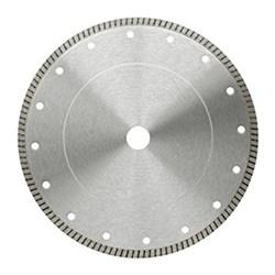 Диск отрезной алмазный Для влажной резки 230х2,6х5х22,2мм - фото 6360
