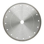 Диск отрезной алмазный Для сухой резки 1A1R 125х2,2х9х22,23 Turbo Extra с непрерывной реж. кромкой