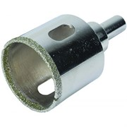 Сверло d 5,4(5,0) трубчатое перфорированное с алмазным напылением АС20 100/80 2-слойное