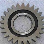 Долбяк дисковый m 2,25 Z=34 Б Р18 dо=76,5 мм (2530-0166) 20°