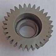Долбяк чашечный m 2 Z=25 В Р6М5 с износ покр (2536-0107) 20°